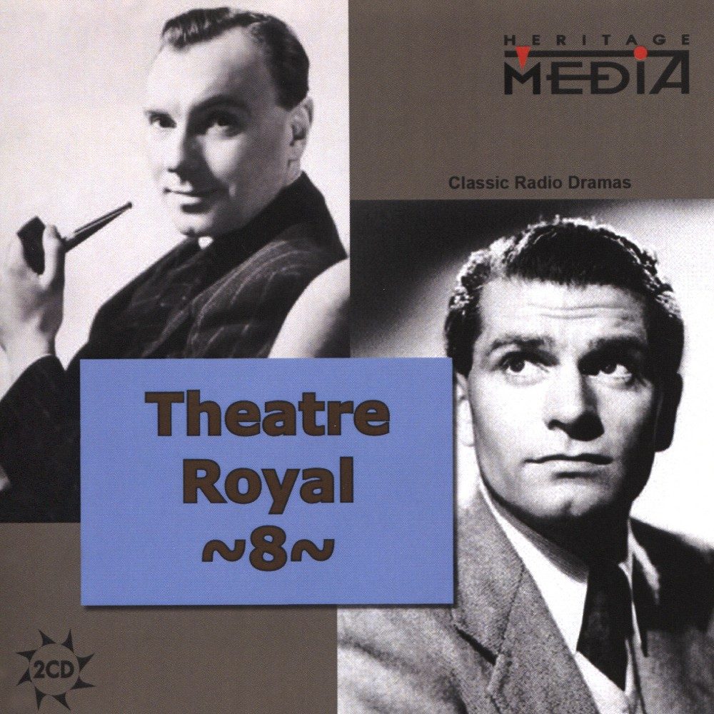 Laurence Olivier - Theater Royal:Vol 8 Classics From Bri (CD)