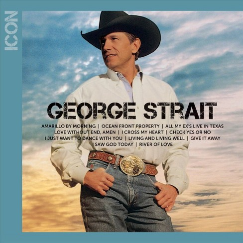 George Strait - Icon: George Strait (CD) - image 1 of 1