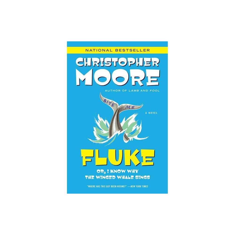 Fluke By Christopher Moore Paperback