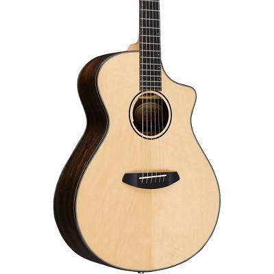 Breedlove Limited Run Concert CE European Spruce-Ziricote Acoustic-Electric Guitar Natural