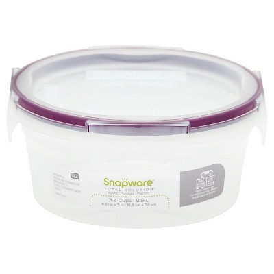 Snapware Light Clear Food Storage Container