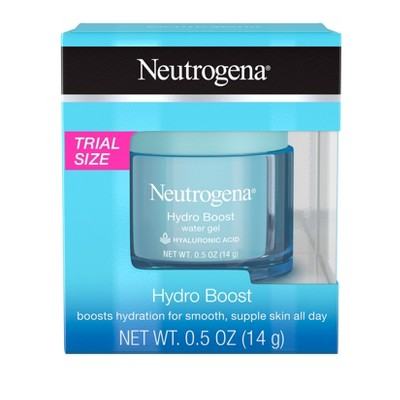 Neutrogena Hydro Boost Hydrating Water Gel Face Moisturizer - .5oz