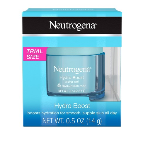 Neutrogena Hydro Boost Hydrating Water Gel Face Moisturizer - .5oz - image 1 of 4