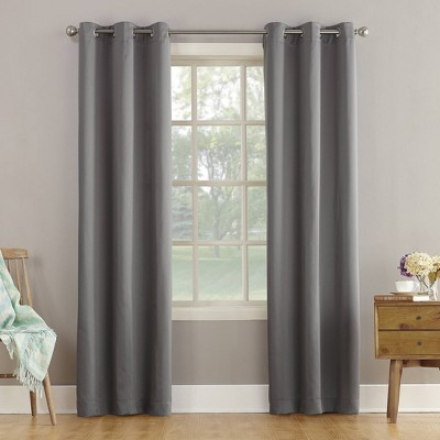 Lazlo Room Darkening Grommet Curtain Panel - Sun Zero
