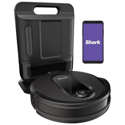 Shark IQ Wi-Fi Connected Robot Vacuum with XL Self-Empty Base - RV1001AE