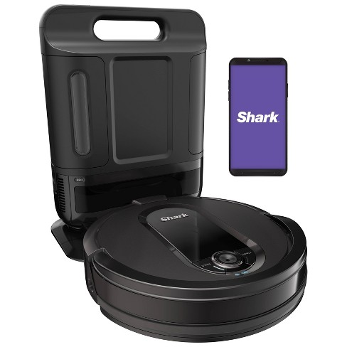 Shark IQ Wi-Fi Connected Robot Vacuum with XL Self-Empty Base - RV1001AE - image 1 of 4