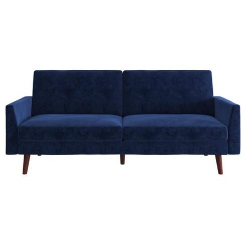 Jayce Coil Futon Blue Room Joy Target