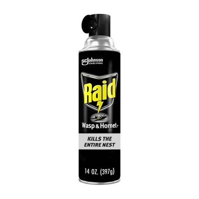 Raid Wasp & Hornet Killer 33 - 14oz/1ct
