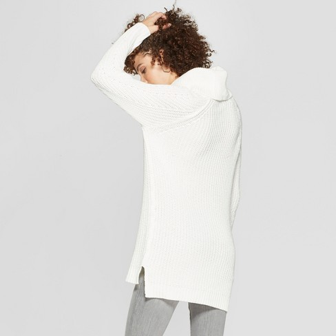 Womens Cozy Neck Pullover A New Day Target