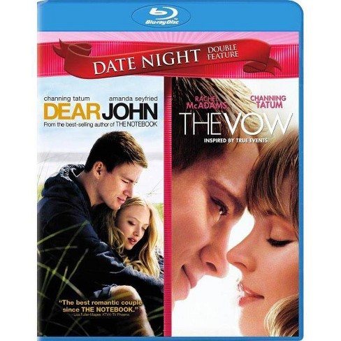 Dear John / The Vow (Blu-ray) - image 1 of 1