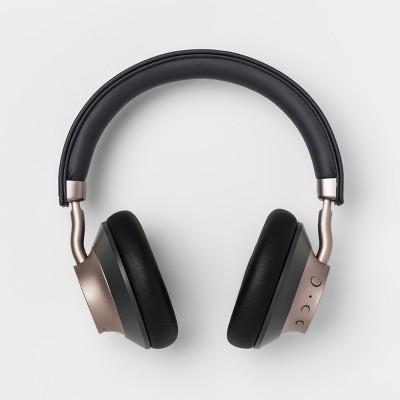 heyday™ Wireless On-Ear Headphones - Gray/Gold