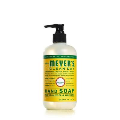 Mrs. Meyer's Clean Day Honeysuckle Liquid Hand Soap - 12.5 fl oz