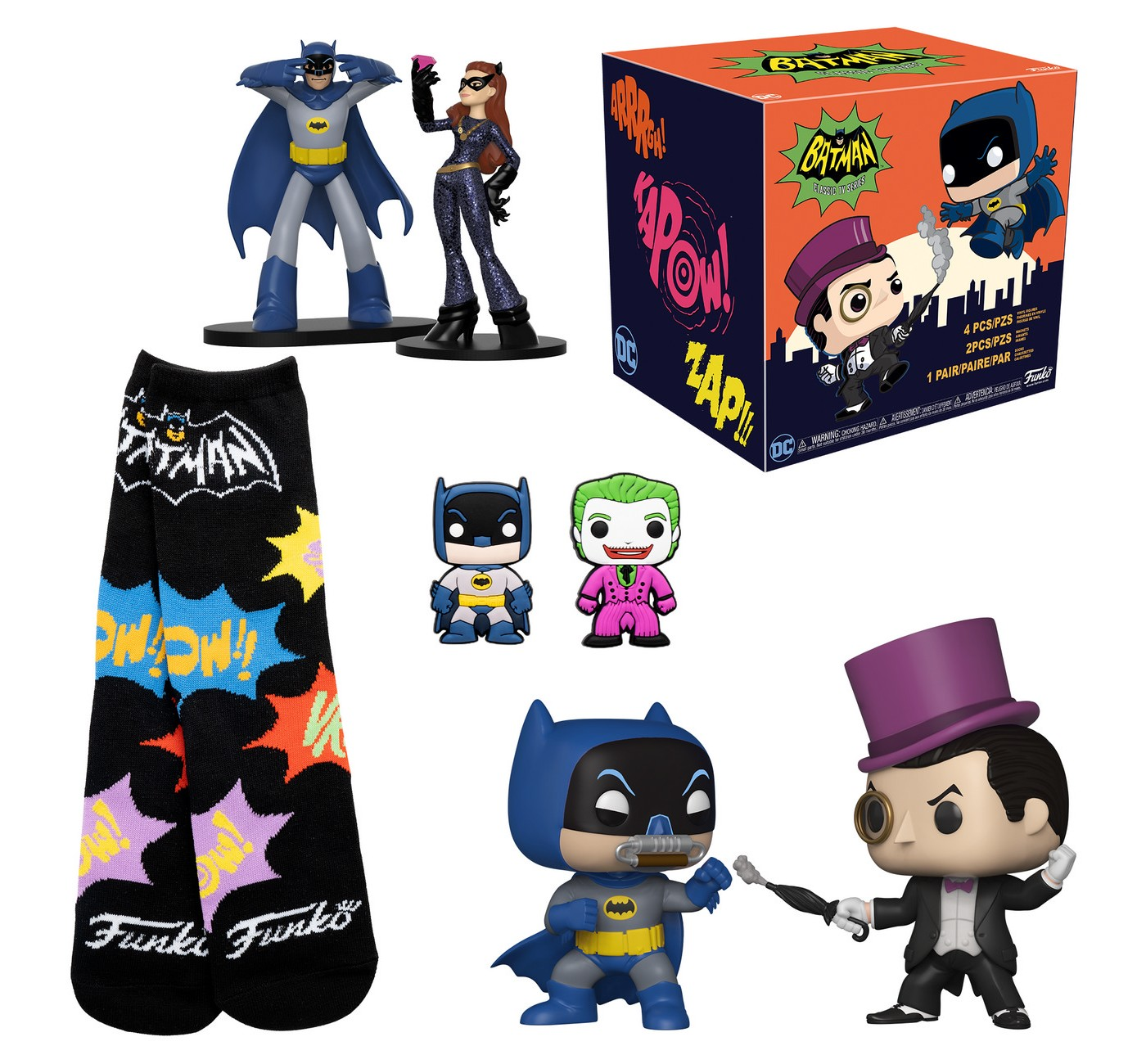 Batman DC Collectors Box - image 1 of 5
