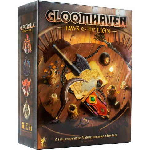 Gloomhaven Jaws of the Lion Board Game - image 1 of 4