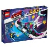 LEGO THE LEGO Movie 2 Wyld-Mayhem Star Fighter 70849 Toy Spaceship Building Set 405pc - image 4 of 4