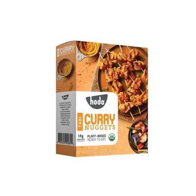Hodo Plant-Based Organic Vegan Thai Curry Nuggets - 8oz