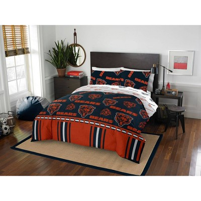 NFL Chicago Bears Rotary Bed Set