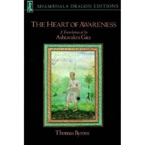 The Heart of Awareness - (Shambhala Dragon Editions) (Paperback) - image 1 of 1