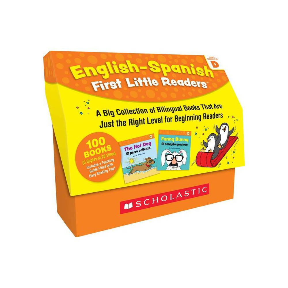English Spanish First Little Readers Guided Reading Level D Classroom Set By Liza Charlesworth Paperback