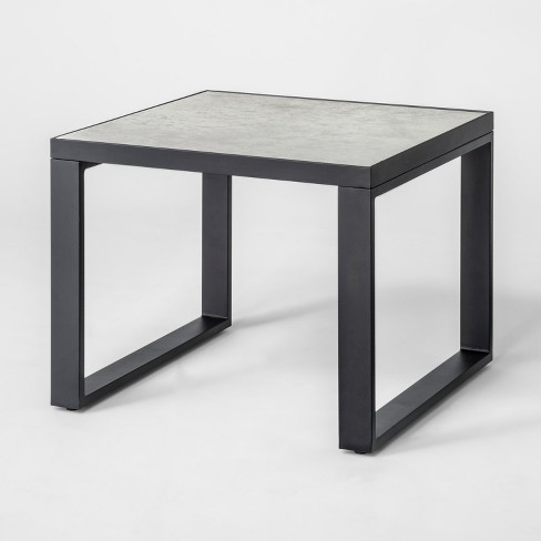 View Photos Play Project 62 Henning Patio Side Table Video