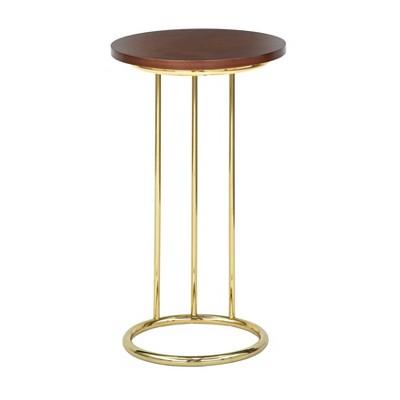 Seaver C Table Walnut - Lifestorey