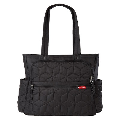 Skip Hop Forma Pack and Go Diaper Bag Tote, Black