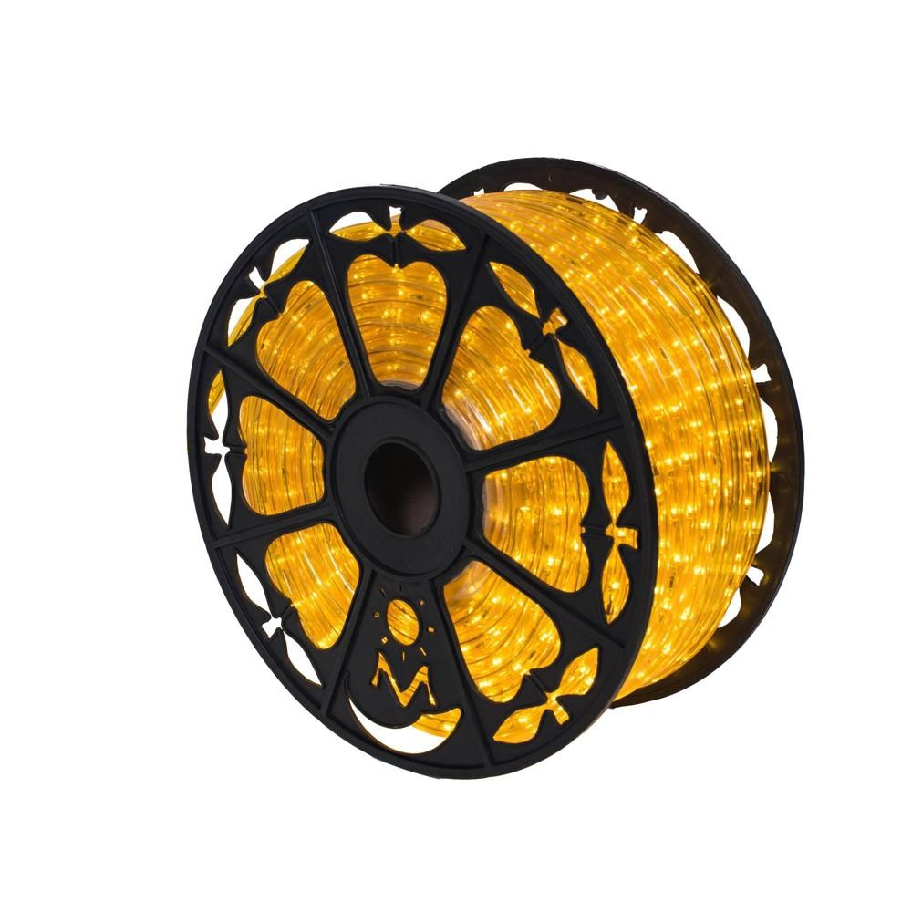 Image of Vickerman 150ft 120v Rope Light LED Yellow