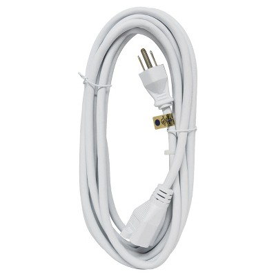 Westinghouse 15ft , Outdoor Extension Cord (White)