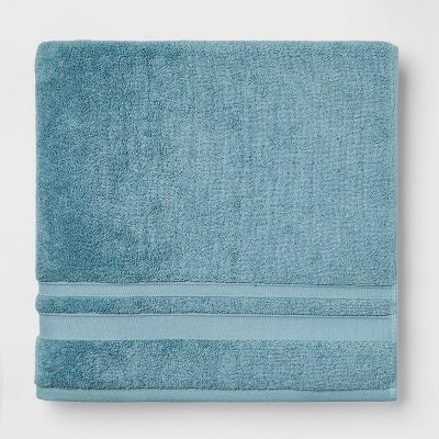 Performance Bath Sheet Aqua - Threshold™