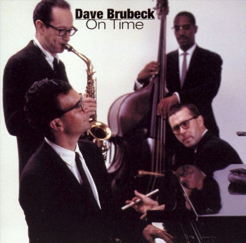 Dave brubeck - On time (CD) - image 1 of 1