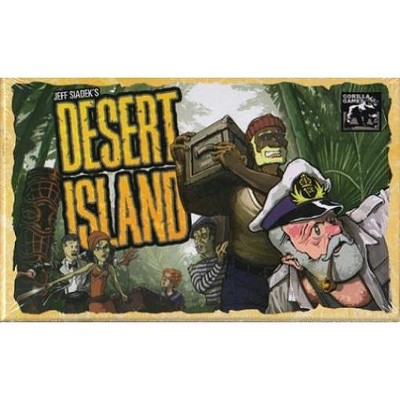Desert Island Board Game