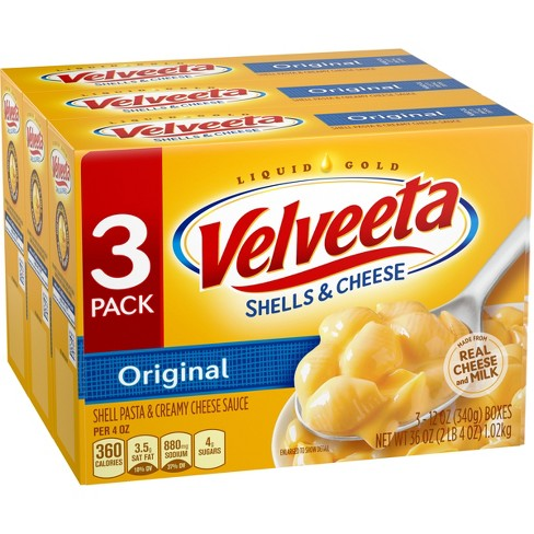 Velveeta Original 3 Pack - image 1 of 3