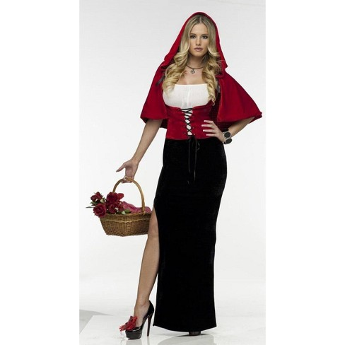 Fun World Red Riding Hood Costume Adult - image 1 of 1