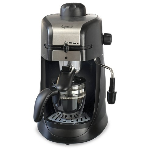 Capresso 4 Cup Espresso & Cappuccino Machine Black 303.01 - image 1 of 4