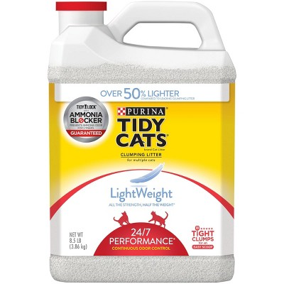 Cat Litter: Purina Tidy Cats 24/7 Performance LightWeight
