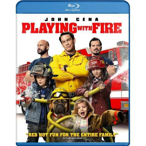 Playing with Fire (Blu-ray) - image 1 of 2