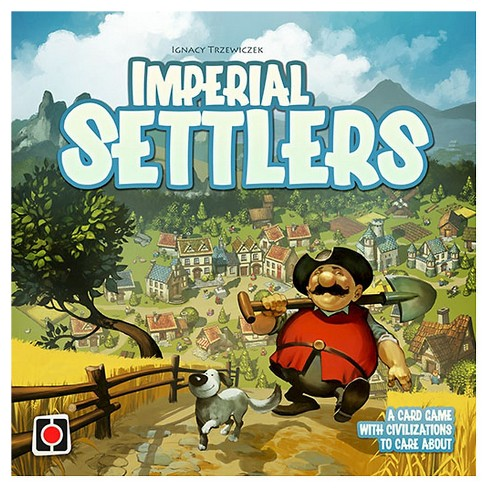 Imperial Settlers Card Game - image 1 of 1