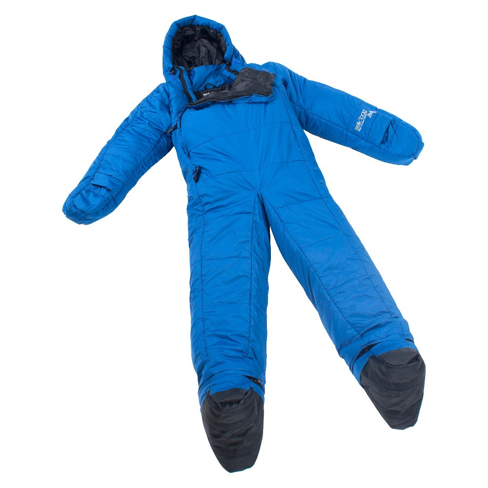 Selk'bag 5G Lite 45 Degree Sleeping Bag - Seaport Blue (Small)