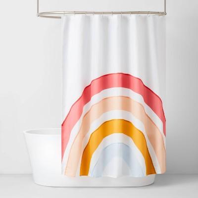 Rainbow Shower Curtain - Pillowfort™