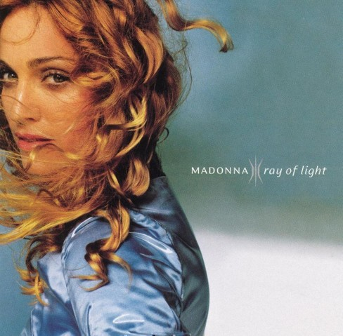 Madonna - Ray Of Light (CD) - image 1 of 1