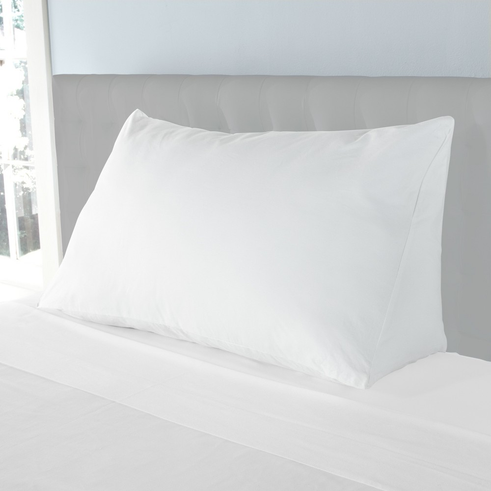 Image of Reading Wedge EnviroLoft Down Alternative Fill Pillow - Downlite, White