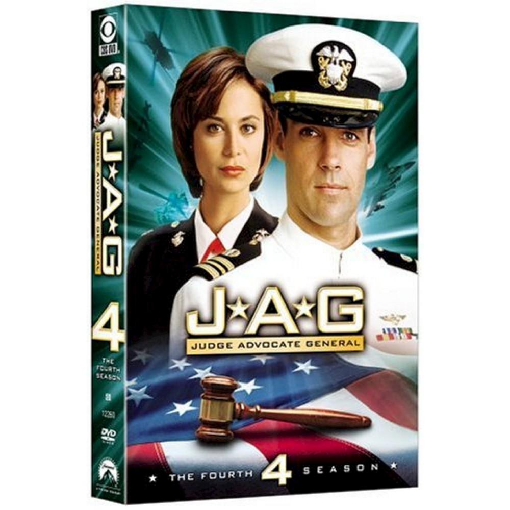 Jag: The Fourth Season [6 Discs]