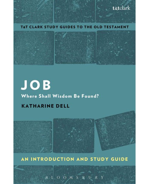 Job : An Introduction and Study Guide: Where Shall Wisdom Be Found? (Paperback) (Katharine J. Dell) - image 1 of 1
