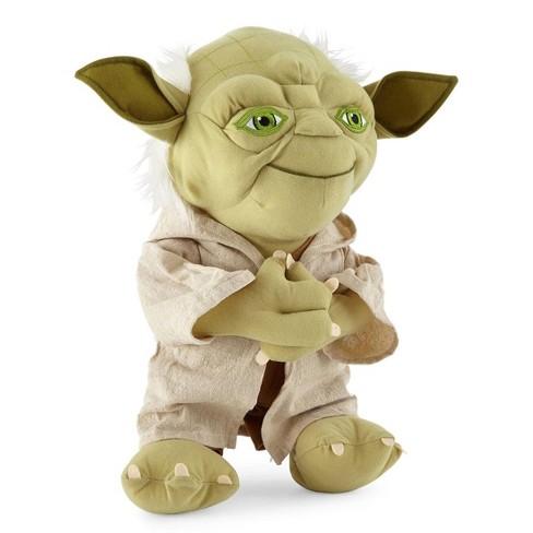Star Wars Yoda 17 Plush Pillowbuddy Target