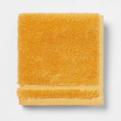 Antimicrobial Washcloth Gold - Total Fresh