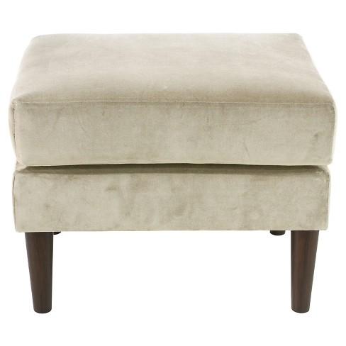 Pillowtop Ottoman Skyline Furniture 174 Target