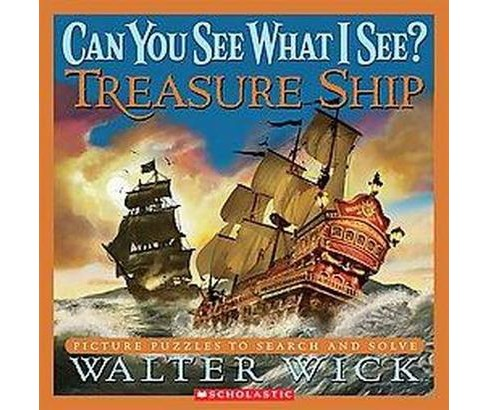 Treasure Ship (Hardcover) - image 1 of 1