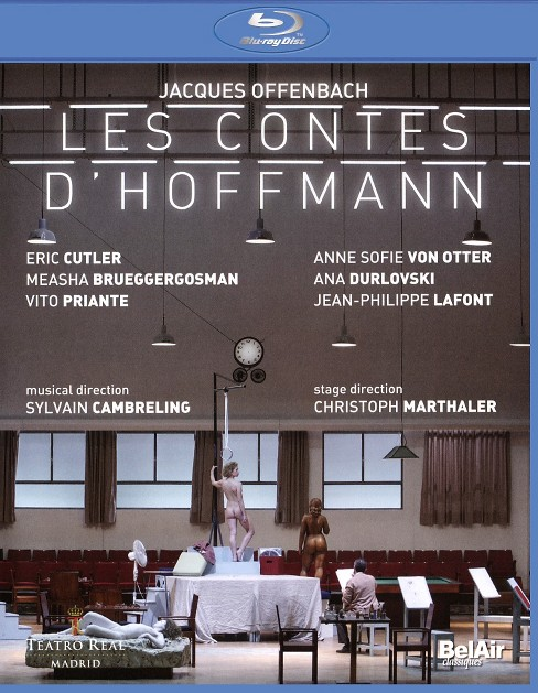 Offenbach:Les contes d'hoffmann (Blu-ray) - image 1 of 1