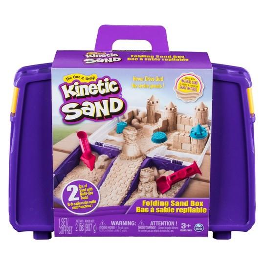 Kinetic Sand Folding Sandbox image number null