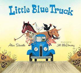 Little Blue Truck (Hardcover)(Alice Schertle)